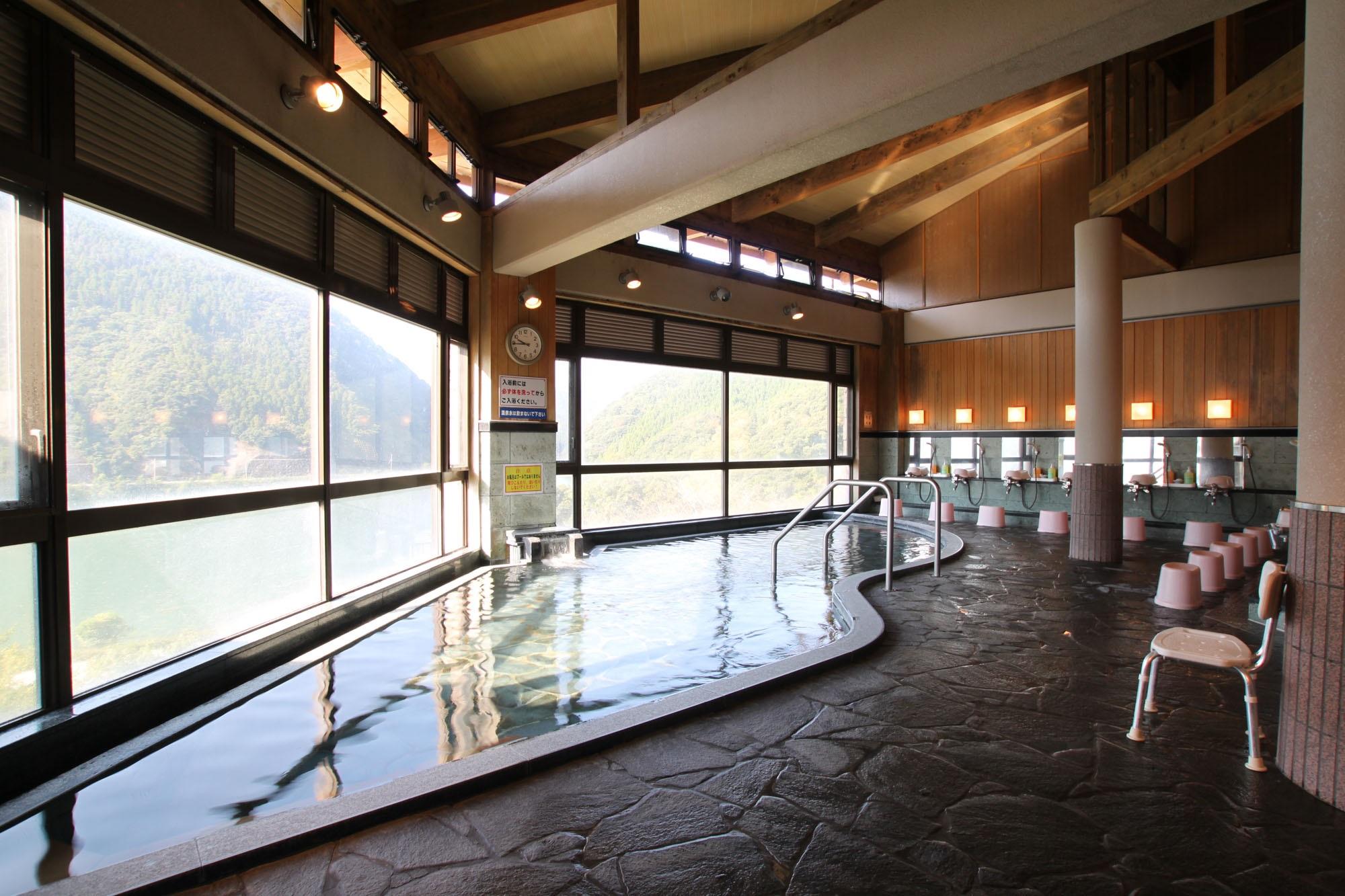石峠レイクランド 大浴場