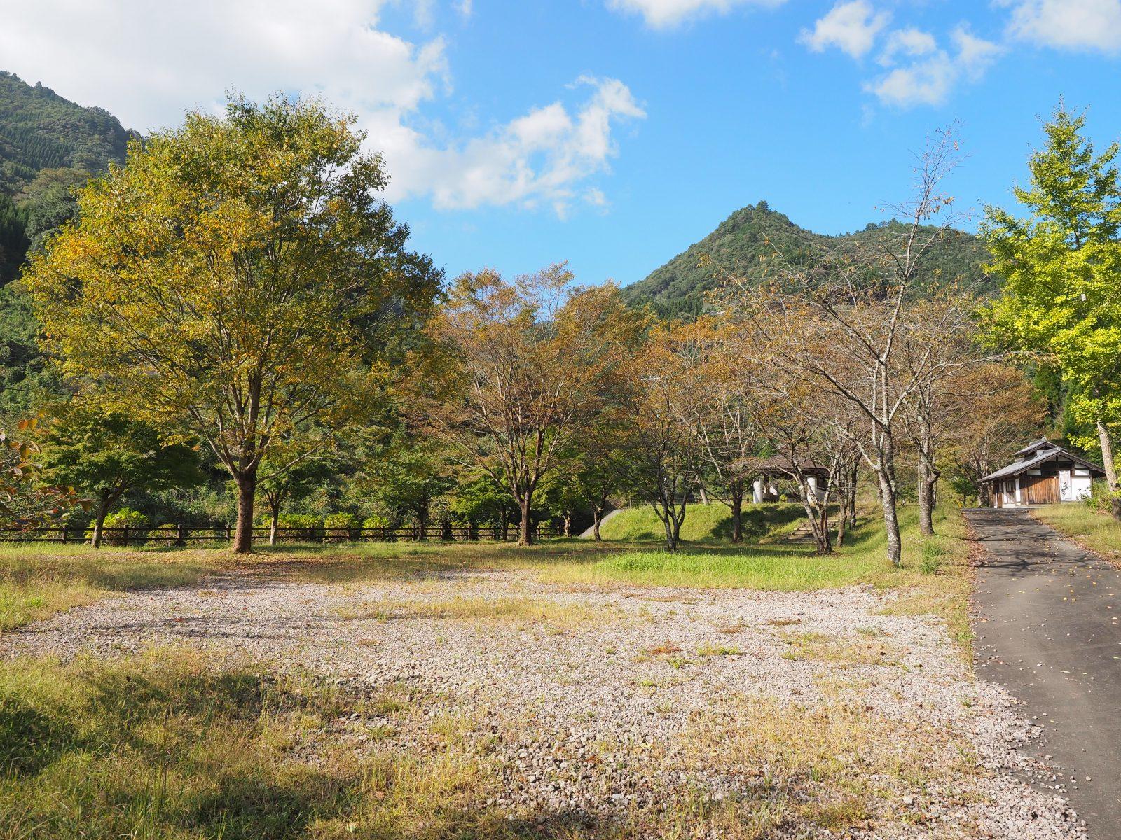 水清谷(みずしだに)ふるさと村オートキャンプ場1