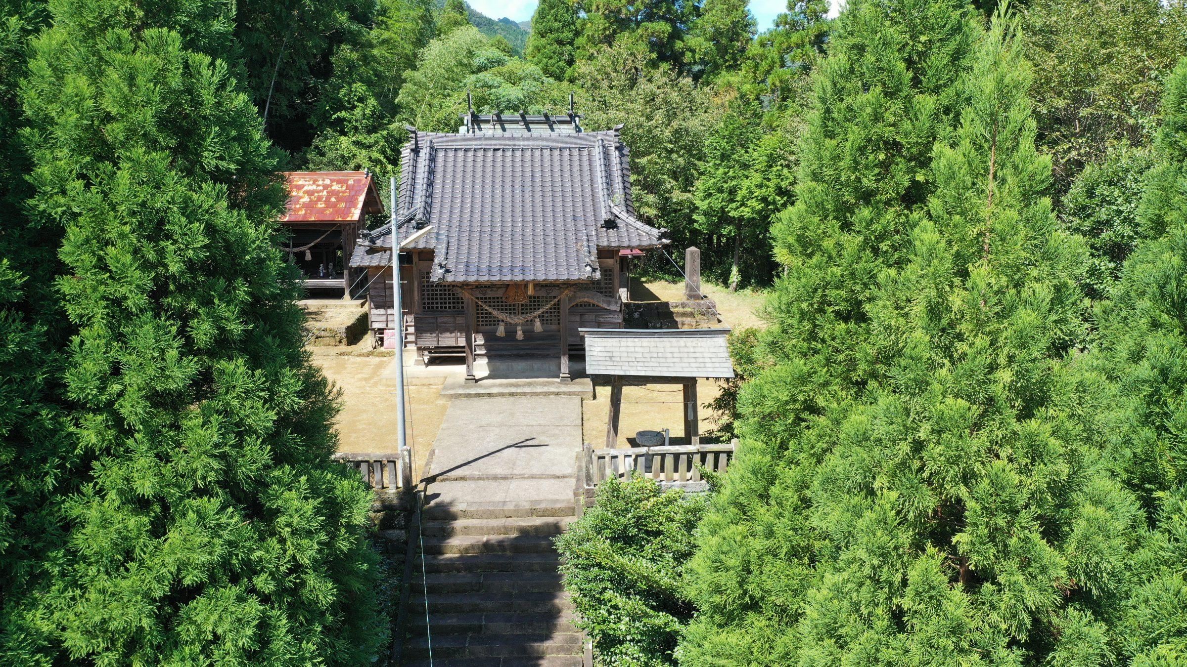 宇納間神社